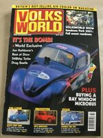 Volks World Magazine - July 2001 - 548bhp Turbo Drag Beetle