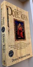 Pope Joan By Donna Woolfolk Cross 1st 1997 New Catholic Vatican Historical Novel