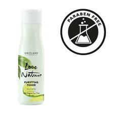 Oriflame Purifying Toner with Organic Tea Tree & Lime 150ml Paraben free