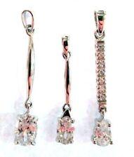 Cubic Zirconia Special Occasion Costume Necklaces & Pendants