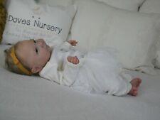 Doves Nursery ~ Realistic Newborn Reborn Baby  ~ AVA ~ Cassie Brace ~ COA~