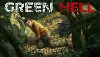 Green Hell | Steam Key | PC | Digital | Worldwide |
