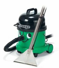 Corded HEPA Vacuum Cleaners with Rotating Brushes