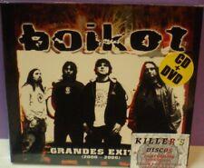 Boikot - Grandes Éxitos 2000-2006 - CD+DVD Precintado - Locomotive