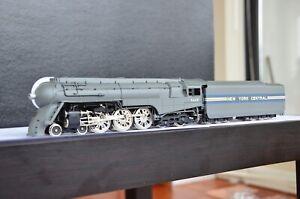 Key Imports Mizuno NYC J-3a Dryfuss Hudson Streamlined Steam Brass F/P