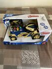 Marvel Avengers Radio Control Car Thanos RC 27mhz Ages 3+ Lights Sounds
