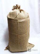 2  Jute Säcke Kartoffelsäcke Sack 25 Kg fassend 51 x 86,5 cm Neu!