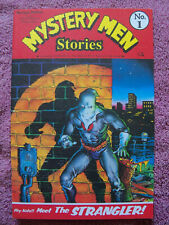 Mystery Men Stories one-shot, Bob Burden (Flaming Carrot), only 4850 copies!