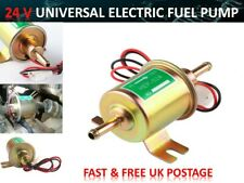 24V Universal Electric Fuel Pump for Petrol Diesel Cars WITH COPPER CORE