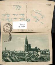 633176,Strasbourg Straßburg Vue generale France