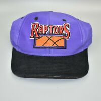 Toronto Raptors NBA Logo 7 Vintage 90's KIDS Adjustable Snapback Cap Hat