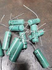 10 X )CHICAGO .033 Mfd  600 VDC Capacitor