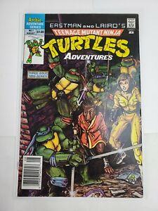 TMNT Adventures #1 Archie Comics 1988 1st. App Krang, Bebop, Rocksteady in Comic