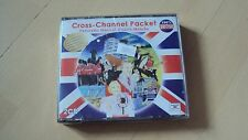 CD  CROSS CHANNEL PACKET panorama musical d'Outre-Manche