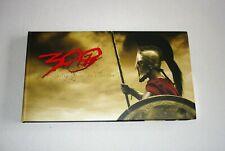 300 Zack Snyder-  LIMITED COLLECTORS EDITION [ 3 DVD ] Art / Photo Book RARE !