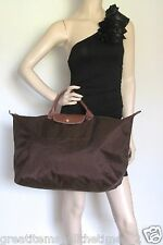 "Authentic Longchamp Le Pliage Type ""L"" Depose Modele Tote, Made In FRANCE"