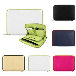 "10"" Soft Sleeve Tablet Case Cover For iPad 9.7 / iPad Mini / iPad Air / iPad Pro"