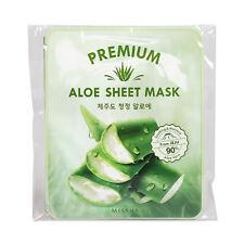 [MISSHA] Premium Aloe Sheet Mask - 1pack (5pcs) ROSEAU