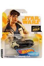 2018 Hot Wheels Star Wars Character Cars Han Solo QI'RA