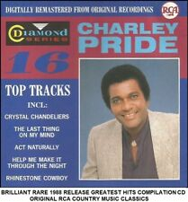 Charley Pride - A Very Best Greatest Hits Collection RARE 1988 Country Music CD