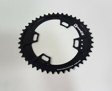 ROTOR Q-RINGS QXL 110mm 4 bolts 44T for Shimano 6800 9000 Inner Chainring