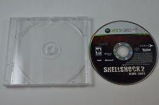 Shellshock 2 Blood Trails - Microsoft Xbox 360 . Good Game Disc + Clear Case