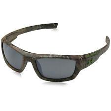 Under Armour UA Ace Youth Sunglasses Realtree AP Camo Frame Grey Multiflection