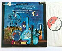 Decca PFS 4169 BERNARD HERMANN -  Great Tone Poems For Orchestra 1969 VG+