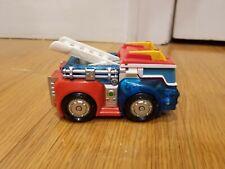 Transformers Rescue Bots Heatwave Fire-Bot Playskool Heroes Fire Truck