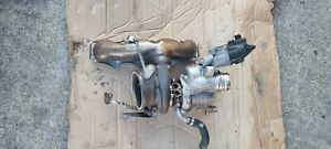 2015 BMW 4 SERIES 2.0 PETROL TURBO CHARGE WITH MANIFOLD 4947714010