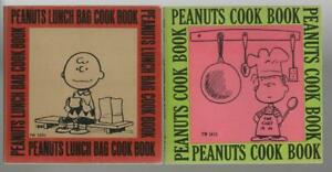 Peanuts Lunch Bag Cook Book + Peanuts Cook Book By Charles Schulz