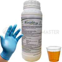 1 x 1L Rosate 360 TF Very Strong Glyphosate Weedkiller + Free Cup & Gloves