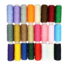 Mano e macchina per cordoncino da cucito a 24 colori per cuciture