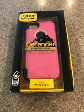 OtterBox Case Defender  for iPhone 5/5S/SE - Pink New - Authentic