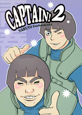 Naruto Doujinshi Dojinshi Comic Ninja Guy Rock Lee Neji Tenten Captain!2