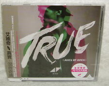 Avicii TRUE (Avicii by Avicii) 2014 Taiwan CD+Sticker w/OBI