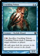 Crackling Triton X4 *FOIL* NM Theros MTG Magic Cards Blue Common