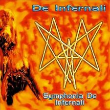 De Infernali CD Symphonia sealed new Dissection Nuclear Blast Industrial Metal