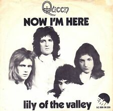 "7"" Queen – Now I'm Here // Dutch 1974"