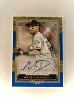 2020 Topps Five Star Mauricio Dubon FSA-MD Rookie Auto Blue SP 03/25