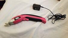 Black & Decker SZ360 3.6-Volt NiCad Rechargeable Cordless Power Scissors W/ cord