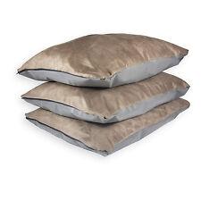 Faux Suede Medium Cushions Bundles (Wholesale) 10 PCS Great Seller