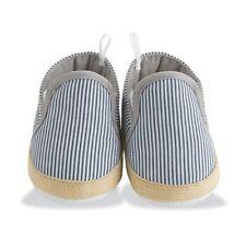 Mud Pie E8 Baby Boy Chambray Pre-Walker Shoes 1532151 Choose Size