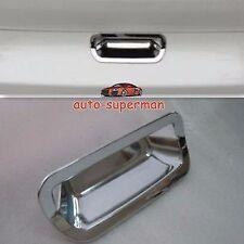 Chrome Rear Trunk Door Handle Cover For Honda CRV 2007 2008 2009 2010 2011
