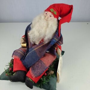 Overly-Raker Santa collection 1990 USA The storyteller