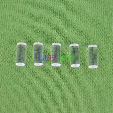 5pcs 110°Cylinder Line K9 Glass Lens Laser Line Lens D=3mm L=8mm
