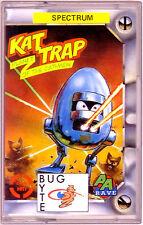 KAT Trap (bug byte) Spectrum 48k-en muy buena condición y Completo
