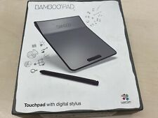 Wacom Cth-301K - Bamboo Pad Light - Touchpad With Digital Stylus Boxed
