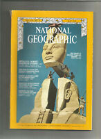 National Geographic May 1969 - Apollo 8, Kuwait, Grand Canyon, Grunion, more