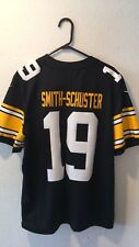 Authentic Steelers JuJu Smith-Schuster Throwback Nike Vapor Limited Jersey Sz L